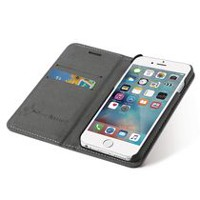 Blackweb 2-In-1 Magnetic Wallet Case for iPhone 6/6s/7