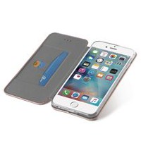 Blackweb Slim Wallet Case with Magnetic Closure for iPhone 6/6s/7  Plus