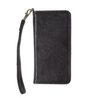 "Blackweb Universal 5.1"" Wallet Case with Wristlet"