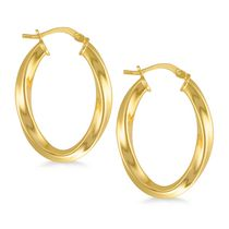 Bronze/gold plated Earrings