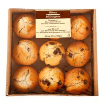 The Bakery Variety Club Pack Muffins