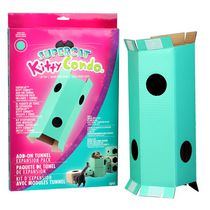 Jouet pour chats tunnel Kitty Condo de SuperCat