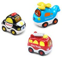Vtech Go! Go! Smart Wheels - Starter Pack - English