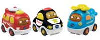 Vtech Go! Go! Smart Wheels - Starter Pack - French