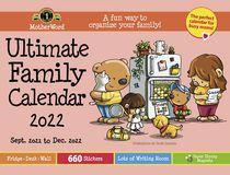 Motherword Large Calendar - English
