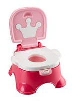 Fisher-Price Pot-marchepied - petite princesse, rose