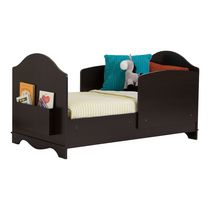 South Shore Savannah Toddler Bed Espresso