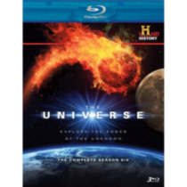The Universe: The Complete Season Six - Blu-Ray