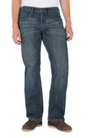 Signature by Levi Strauss & Co. Men's Relaxed Straight Jeans 42x32 42