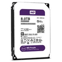 "Western Digital Purple 3.5"" 8 TB Internal SATA Surveillance Hard Drive - WD80PUZX"