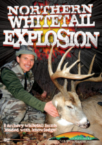 Explosion du Nord Whitetail DVD