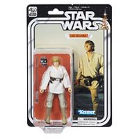 Star Wars The Black Series 40th Anniversary Luke Skywalker