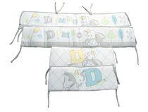 Disney Dumbo Versatile Crib Bumper