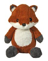Cloud B Frankie The Fox Plush Toy
