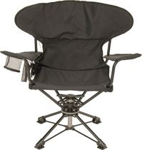 """Revolve"" Swivel Folding Chair"