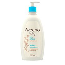 Aveeno Baby Lotion, Daily Moisturizing Cream