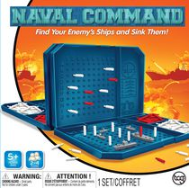 TCG Naval Command Board Game