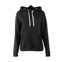George Women's Fleece Hoody Black Soot XL