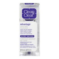 CLEAN & CLEAR® ADVANTAGE® Oil Free Acne Spot Treatment, 22 ml