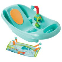 summer infant soothing waters baby spa & shower instructions