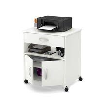 South Shore Axess Printer Cart on Wheels
