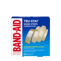 BAND-AID® COMFORT-FLEX® Plastic Bandages