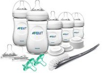 Philips Avent Infant Baby Bottle Starter Set