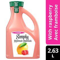 Simply Limonade avec framboise 2,63 L