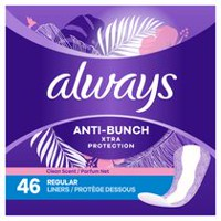 Always Xtra Protection Fresh scented Regular Daily Liners