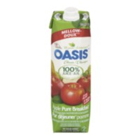 Oasis Pure Breakfast Apple Juice