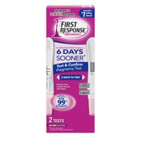 FIRST RESPONSE™ Test & Confirm Pregnancy Test
