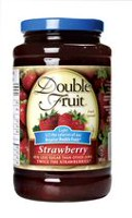 Double Fruit® Tartinade Aux Fruts De Fraise Ultra Leger