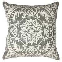 hometrends Ellery Mushroom Decorative Cushion