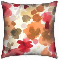 hometrends Tallula Ruby Decorative Cushion