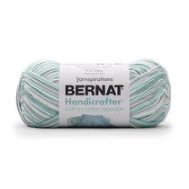 Bernat Handicrafter Cotton Ombres Yarn (340g/12 oz), Quite Sea
