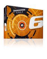 Bridgestone E6 Balle de golf
