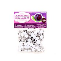 Horizon Group USA 10mm Small Wiggly Eyes