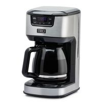 TRU 12 Cup Digital Coffee Maker