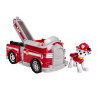 PAW Patrol Marshall's Fire Fightin' Truck Toy Vehicle
