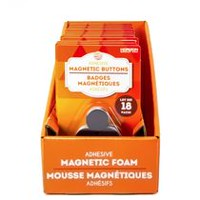 Horizon Group USA Adhesive Foam Magnets