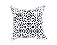 Henryka Blue Toss Cushion