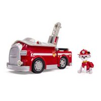 PAW Patrol On A Roll Marshall Toy Vehicle with Action Figure