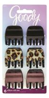 Goody Classics Medium Claw Clip - Assorted