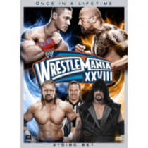 WWE 2012 - Wrestlemania XXVIII - Collector's Edition - DVD