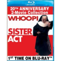 Sister Act: 20th Anniversary 2-Movie Collection: Sister Act / Sister Act 2: Back In The Habit (3-Disc) (Blu-ray + 2 DVDs)