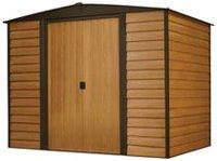 backyard shed shelves yard best storage ideas outdoor outside building plans garden cabinets with back bike sheds