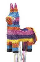 Unique Party Favors Burro Pinata