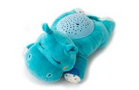 Summer Infant Slumber Buddies Hippo Baby Plush Toy