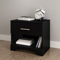 Night stands bedside tables walmart canada for Walmart meuble montreal
