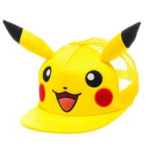 Pokemon Men's Pikachu Hat